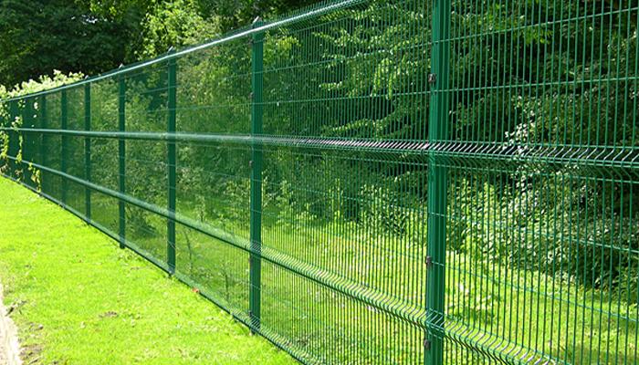 Bahçe çit Tel
